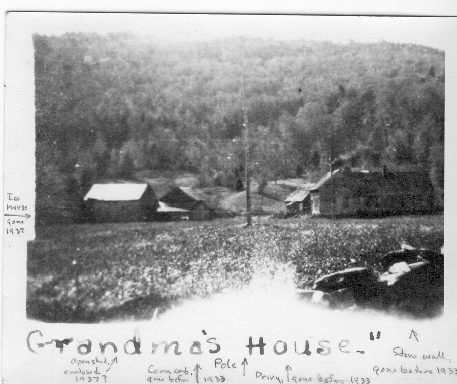 House - early 1900s
