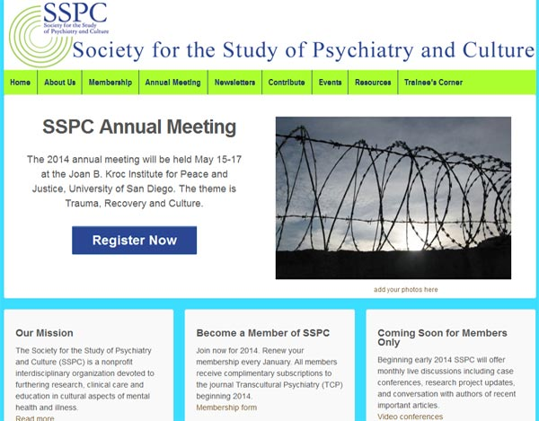 Society for the Study of Psychiatry and Culture